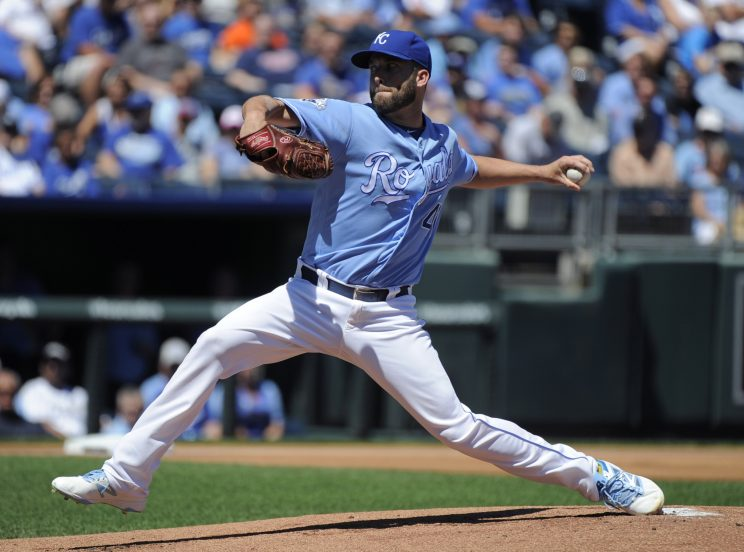 Danny Duffy dominates again, leads Royals to eighth straight wi…