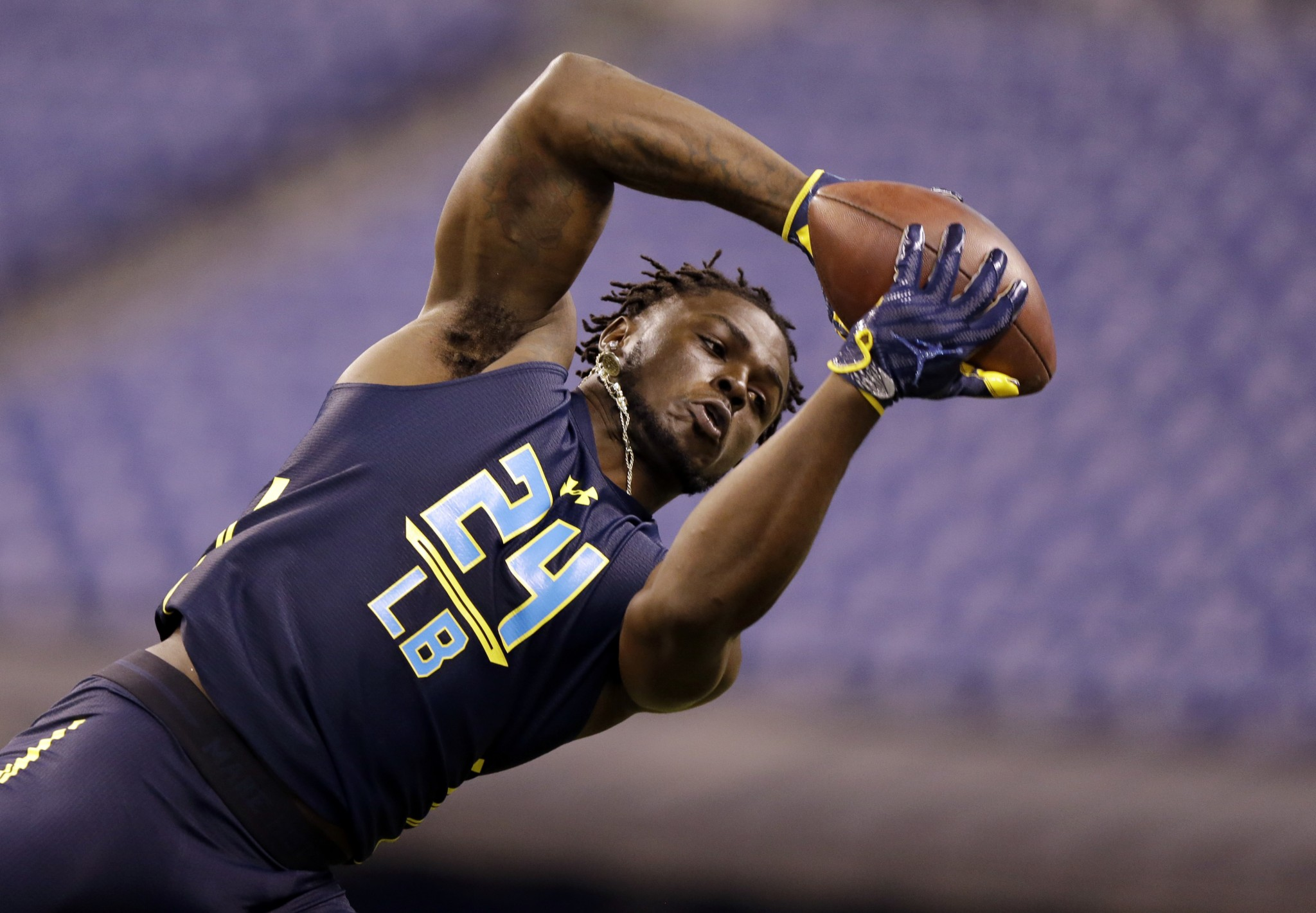 NFL draft profile: No. 30 — Michigan DB Jabrill Peppers, versatile but hotly debated player