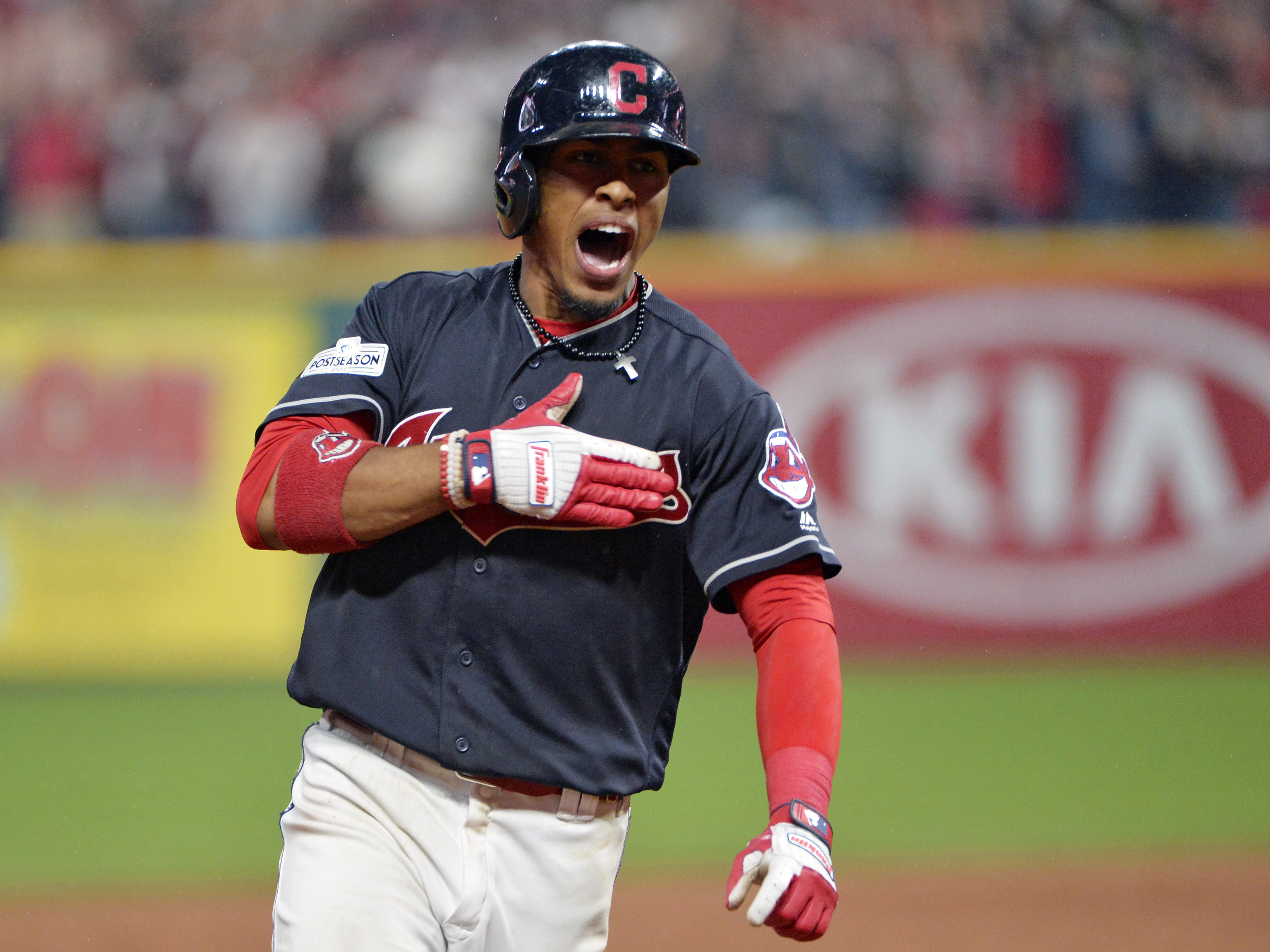 ALDS Game 2: Indians put Yankees on brink of elimination with dramatic comeback