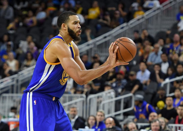 JaVale McGee is probably going to be the Warriors' 15th man