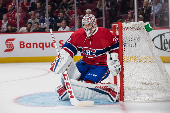 Carey Price to make season debut Thursday night vs. Coyotes