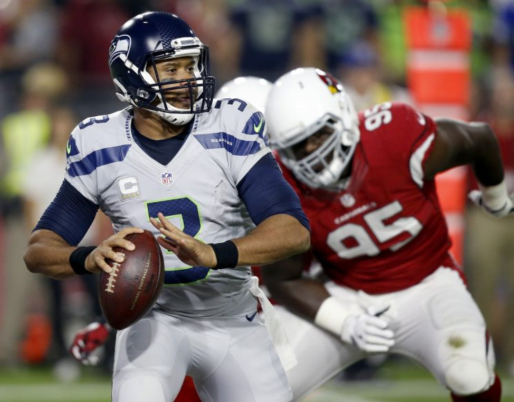 NFL Power Rankings: The Seahawks need Russell Wilson to look like himself again