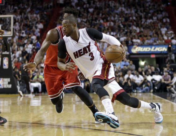 Dwyane Wade's move from Heat to Bulls is summer's biggest shock…
