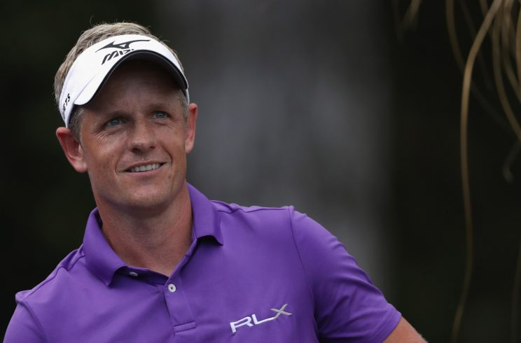 Luke Donald would be a surprise pick for the Ryder Cup team. (Getty Images)