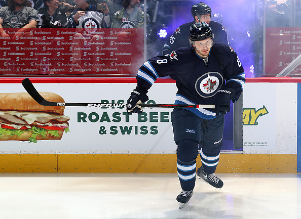 Winnipeg Jets see Jacob Trouba as 'a big part of our future'