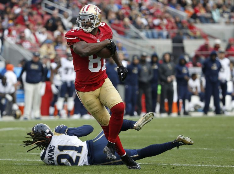 Report: Saints haven't made an offer to Anquan Boldin