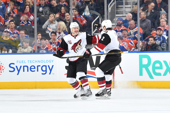 Arizona Coyotes run point streak against Edmonton Oilers to 25 …