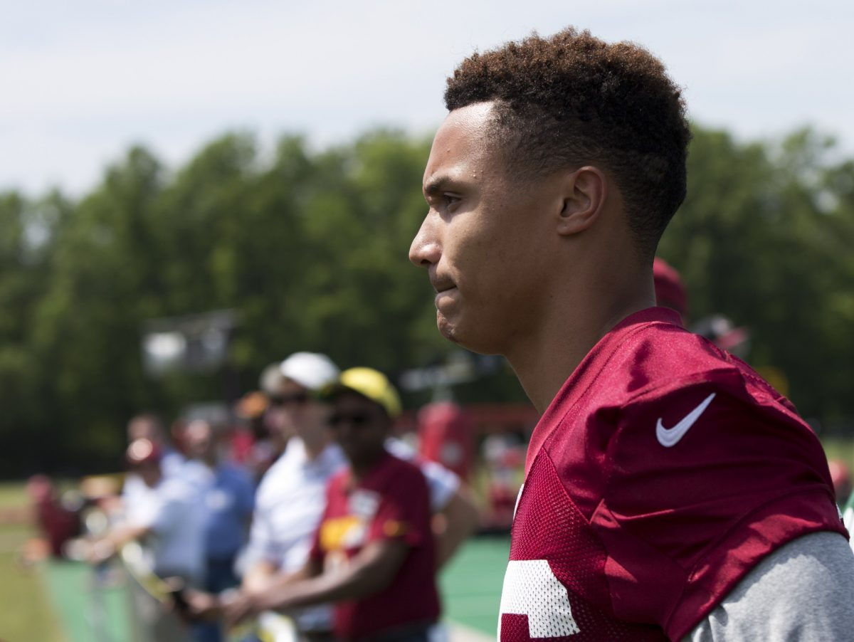 When Starbucks butchered Su'a Cravens' name, the Washington rookie got creative