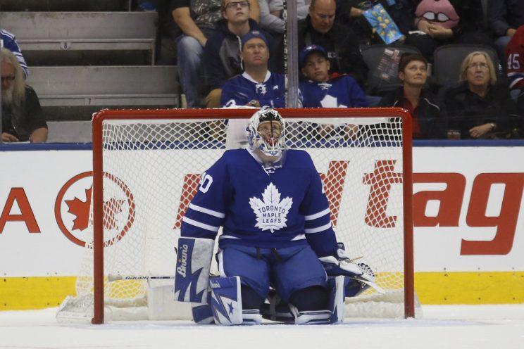 Garret Sparks suspended by Maple Leafs for Facebook behavior