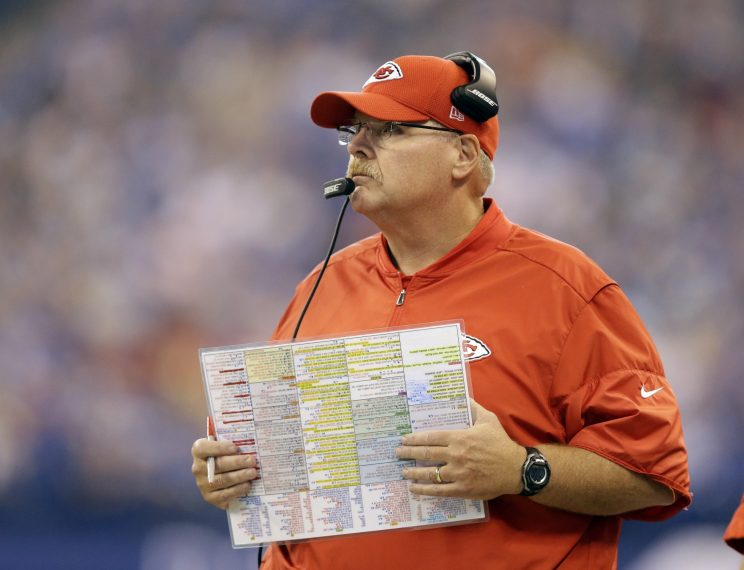 Andy Reid, the most underrated coach of this era, gets an extension