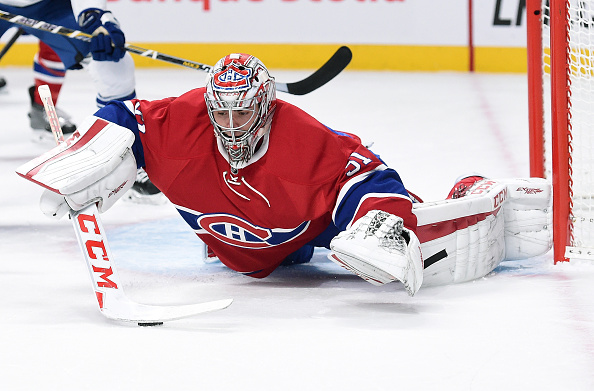 Carey Price feels like 'old self' in recovery from knee injury