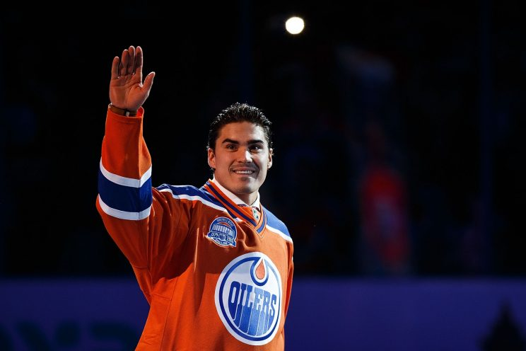 Blackhawks interested in Nail Yakupov deal