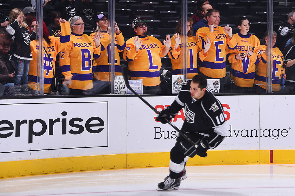 NHL Three Stars: Kings finally score; four assists for Seguin; …
