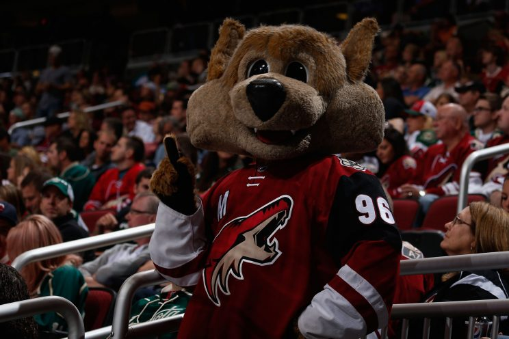 Arizona Coyotes have salary cap concerns, and yes that's surrea…