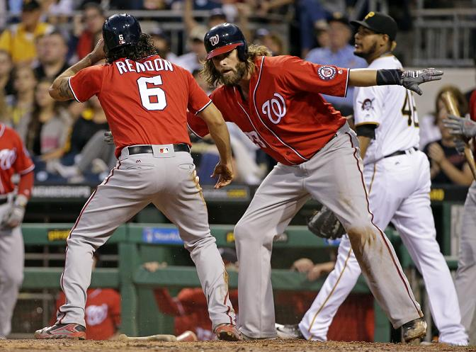 Another even year, another NL East title for Nationals