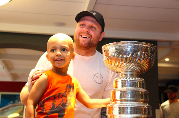 Chronicles of Stanley: Phil Kessel takes Cup to Toronto childre…