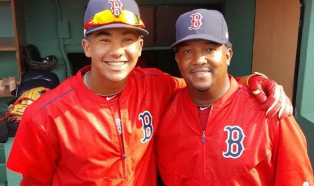 Pedro Martinez's son signs with Tigers and his position might surprise you