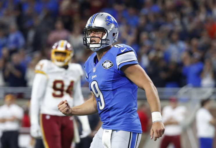 NFL Winners and Losers: Time to place Matthew Stafford among NF…