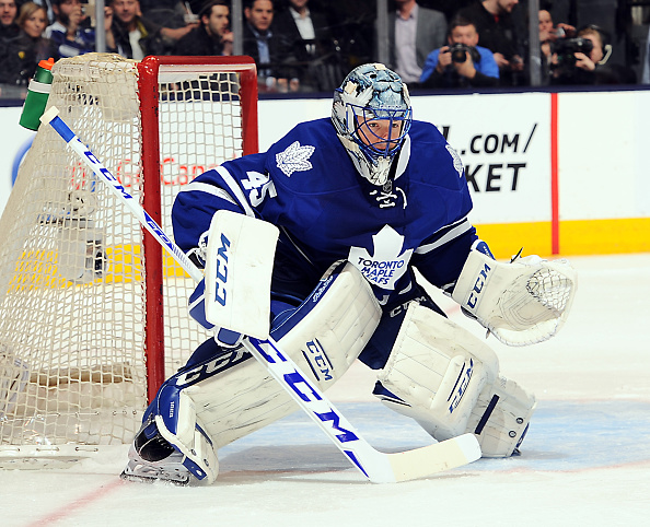 Bernier plays up Toronto positives; OK with backup job in Anahe…