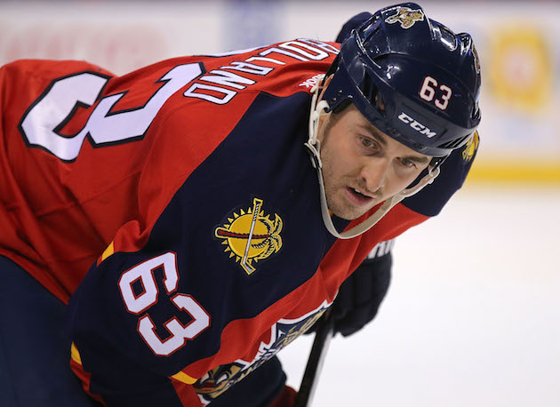 Panthers send Dave Bolland, Lawson Crouse to Coyotes for draft …