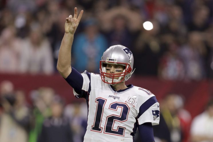 Tom Brady's stolen Super Bowl LI jersey is worth a small fortune