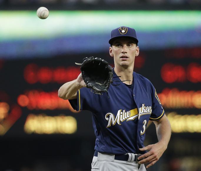 Brewers end stunning three-year starting pitching streak