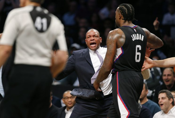 Nets come back, beat Clippers in craziest game of the season so…
