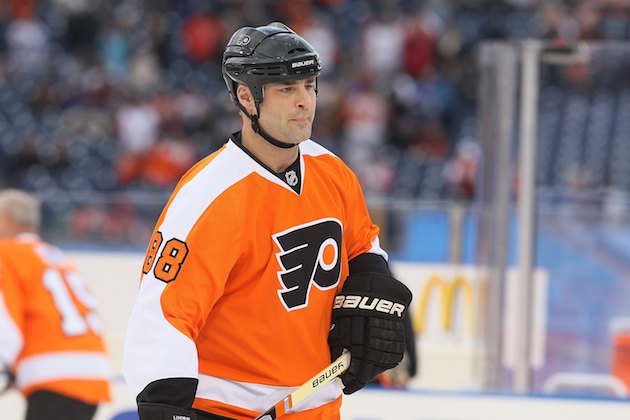How Eric Lindros could have made Flyers return in 2012