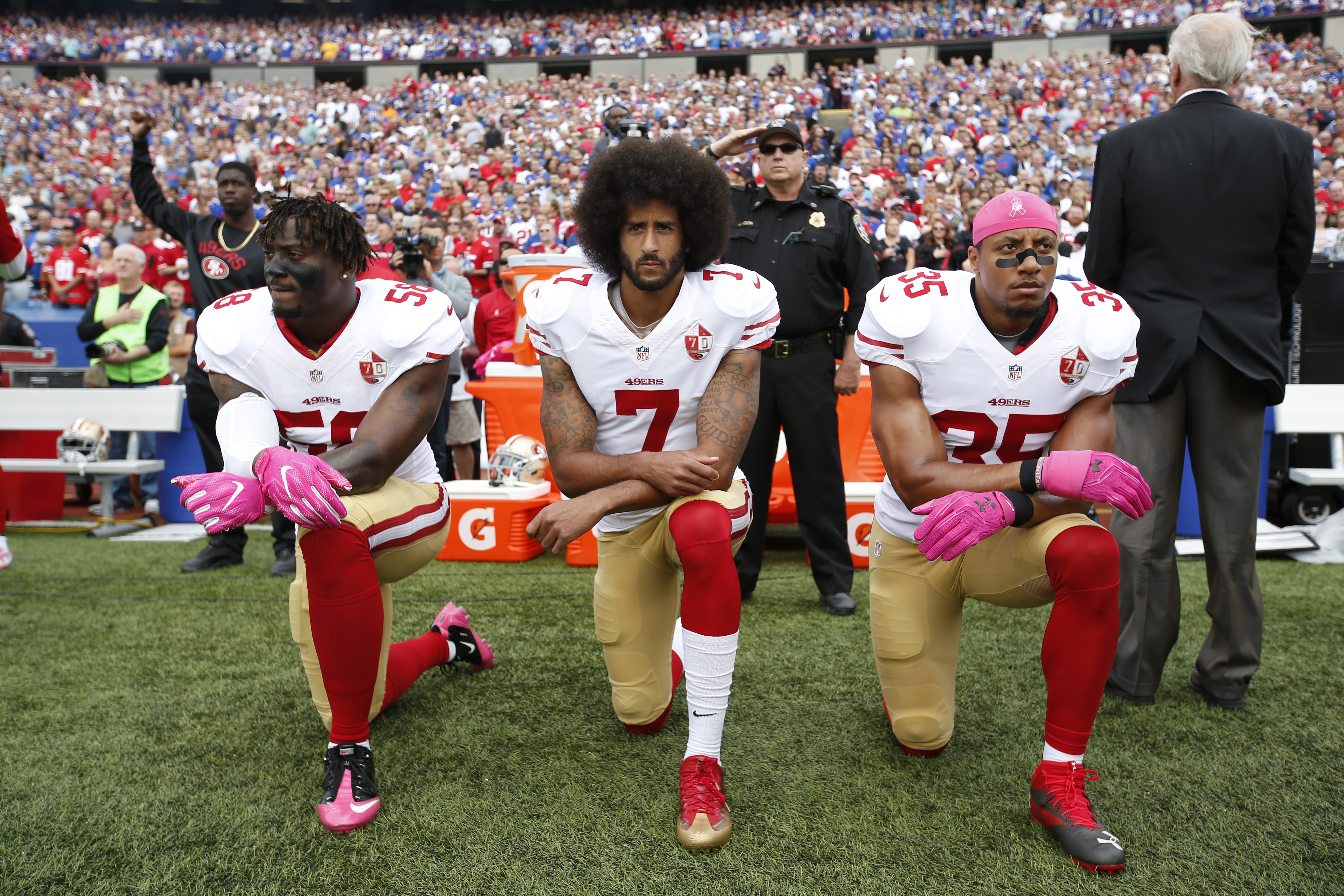 Colin Kaepernick: A travesty of justice