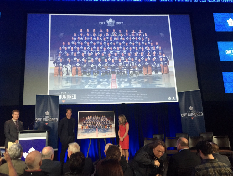 Maple Leafs reveal top 100 players of all time, including Phil …