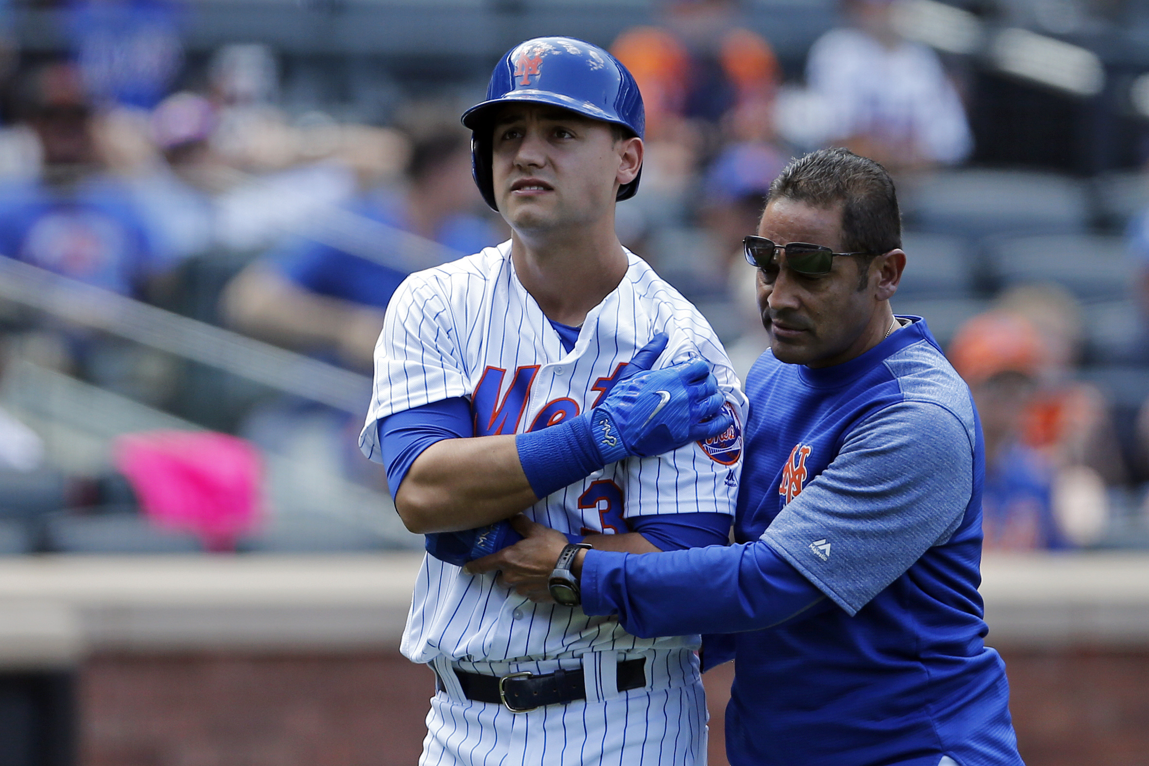 Mets fire their trainer and Mets fans couldn't be happier