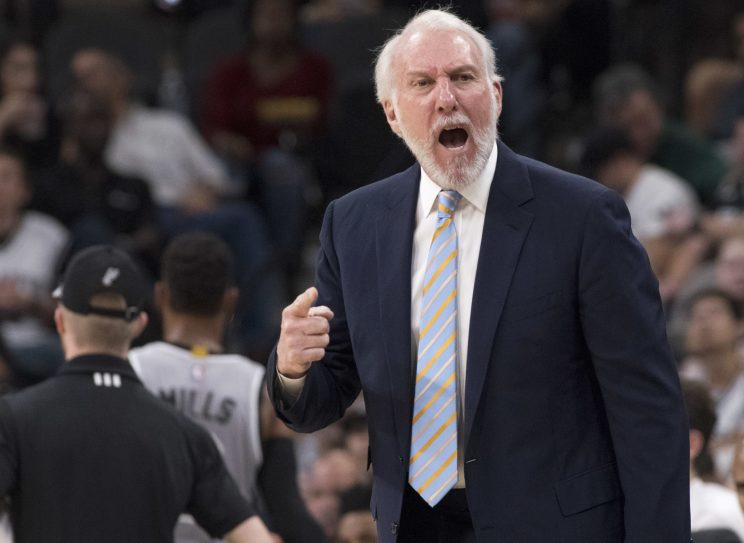 Gregg Popovich on the election of Donald Trump: 'We are Rome'