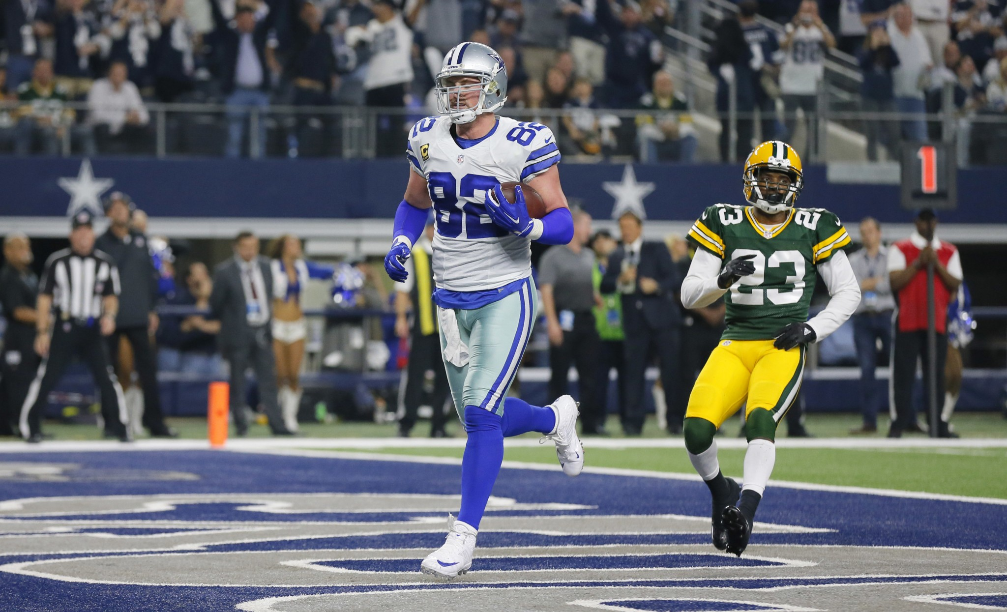 34-year-old Jason Witten signs 4-year extension with Cowboys