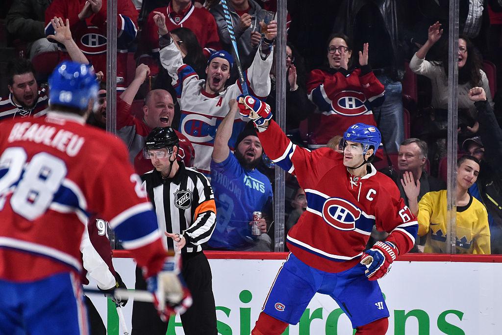 NHL Three Stars: Habs destroy Avs; Flyers win eighth; Sid hits …