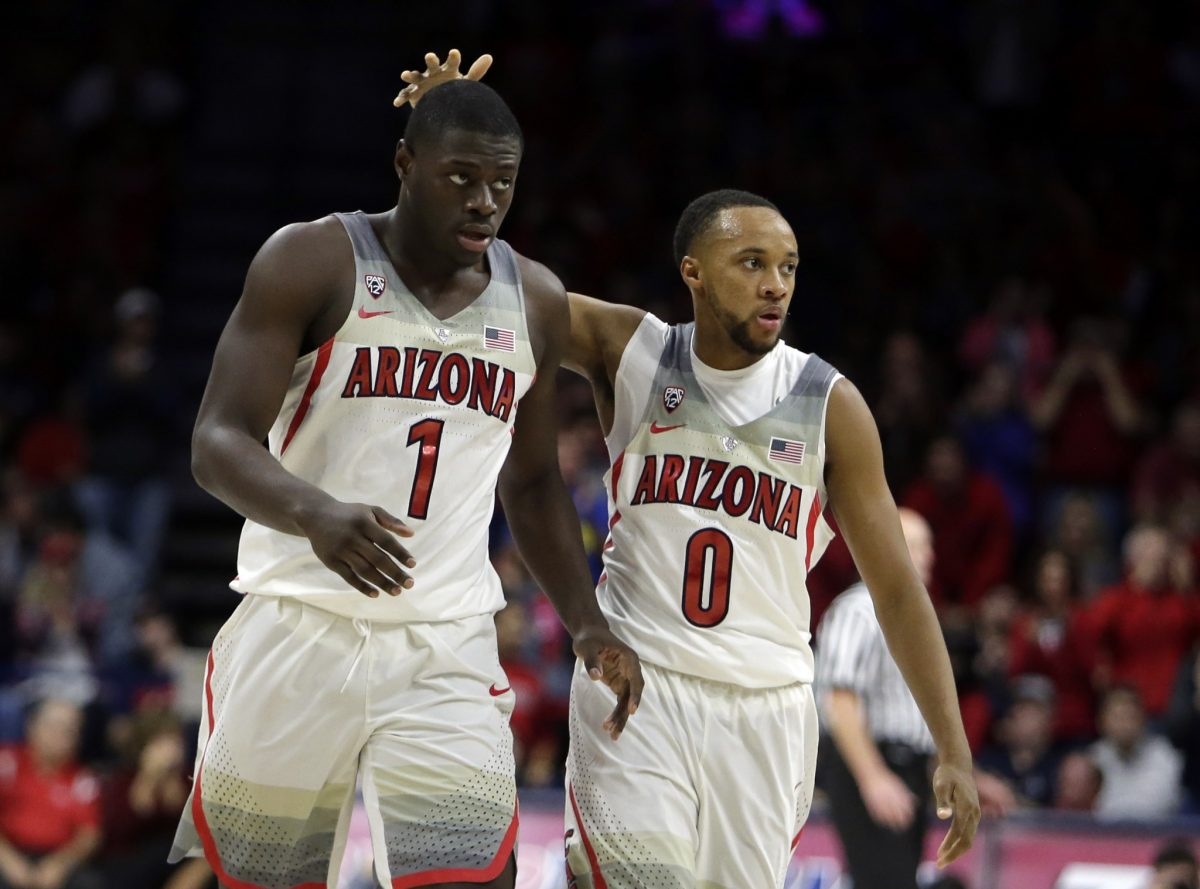 Arizona was one of the big winners at the draft withdrawal deadline thanks to the return of Rawle Alkins. (AP)
