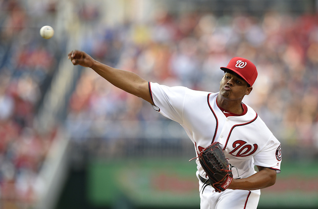 Reynaldo Lopez's debut for Nationals historic and disappointing