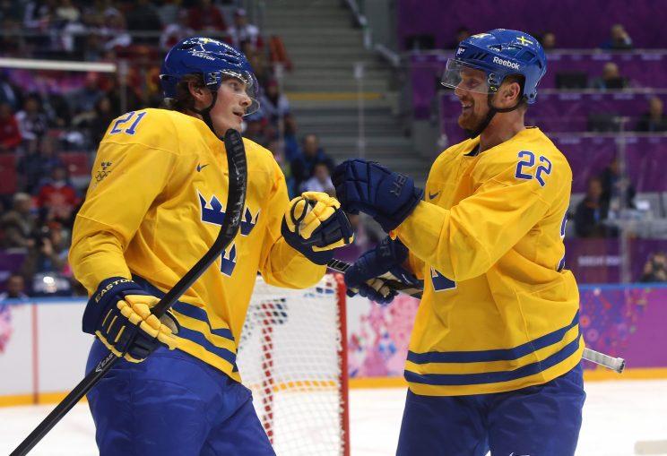 Loui Eriksson ready for Sedins Triplet status with Canucks