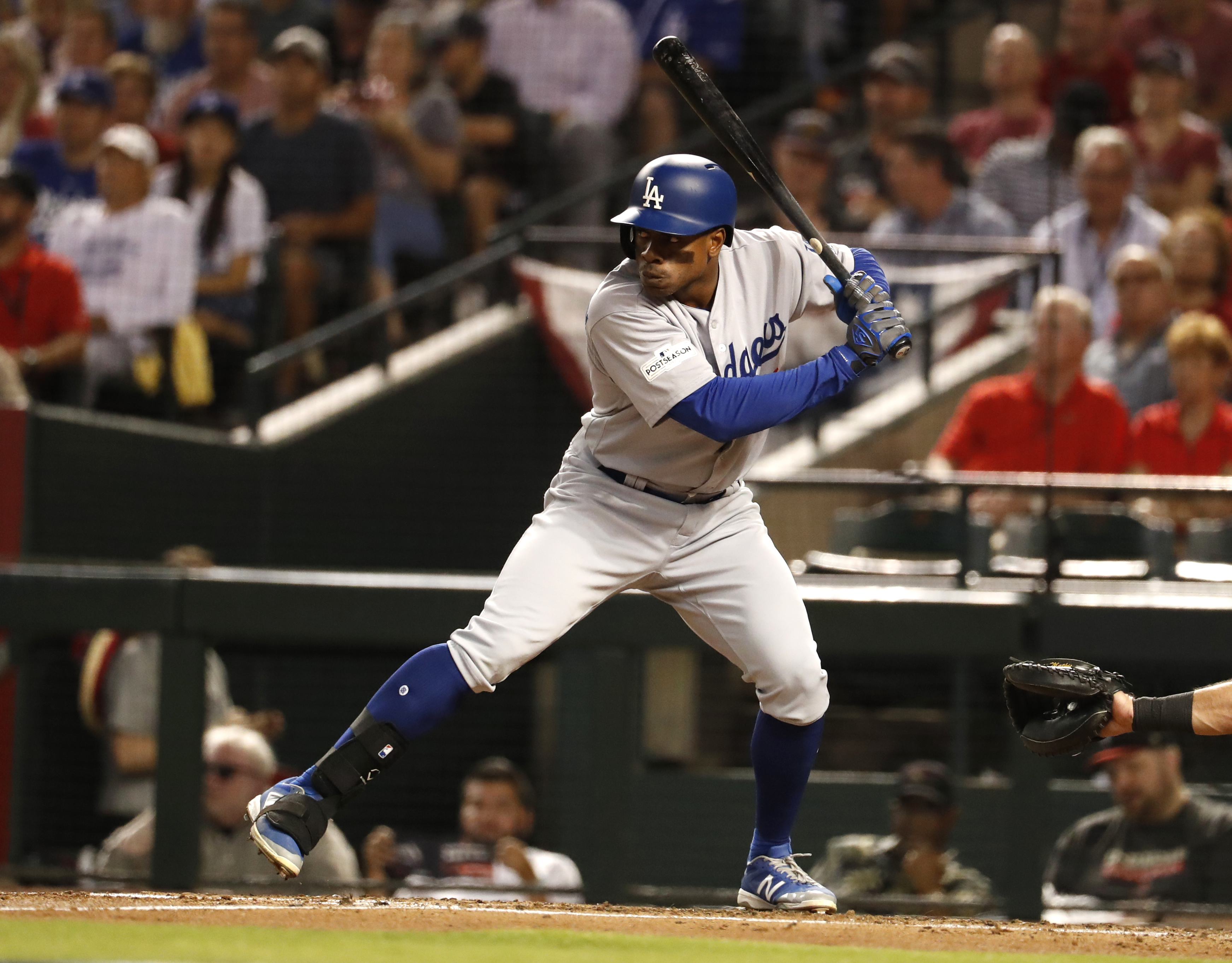 Dodgers World Series roster: Curtis Granderson out, Corey Seager officially back