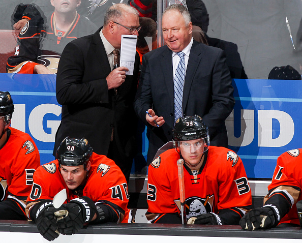 Randy Carlyle softens approach in second Ducks stint