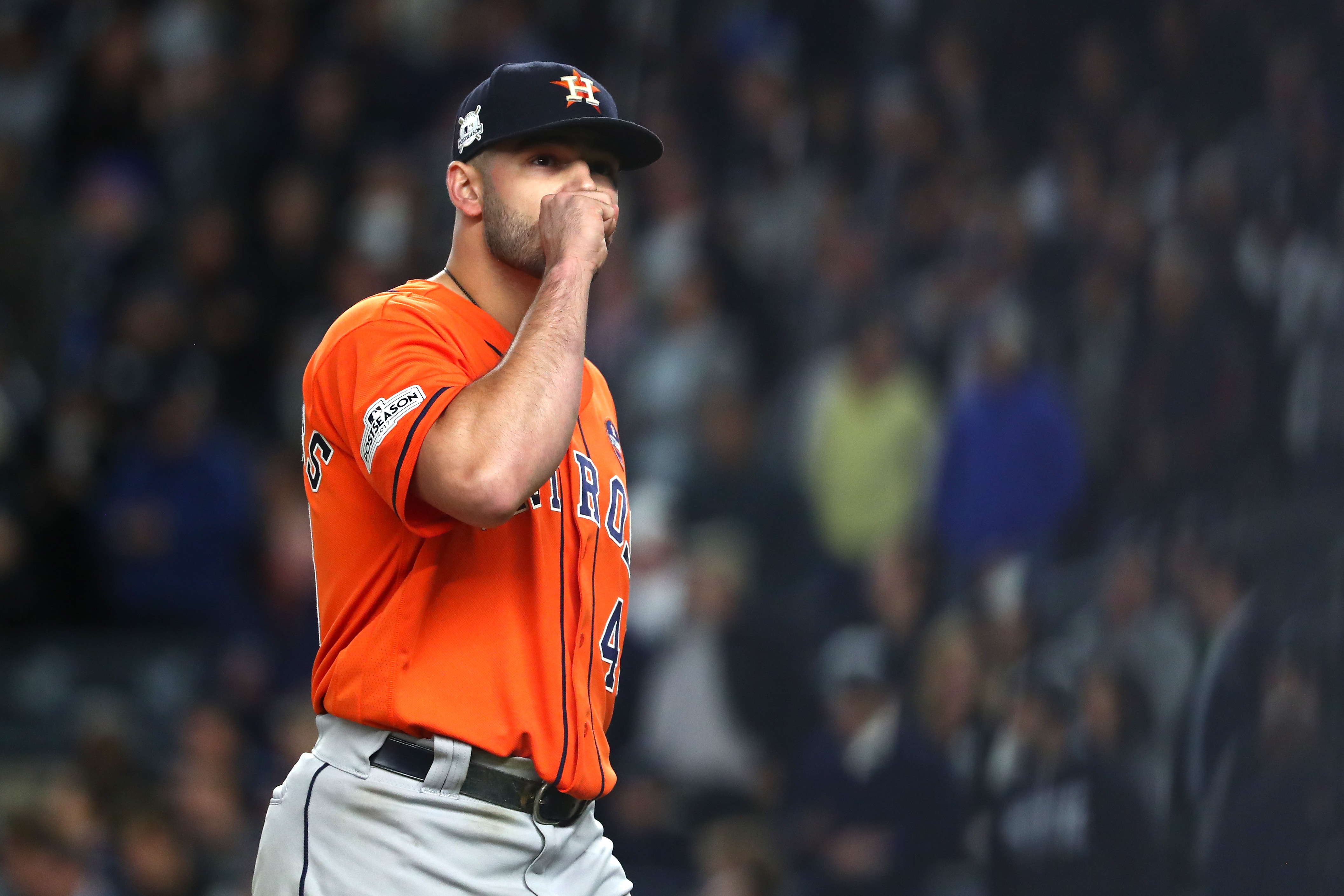 Did the Astros blow ALCS Game 4 by pulling Lance McCullers Jr.?