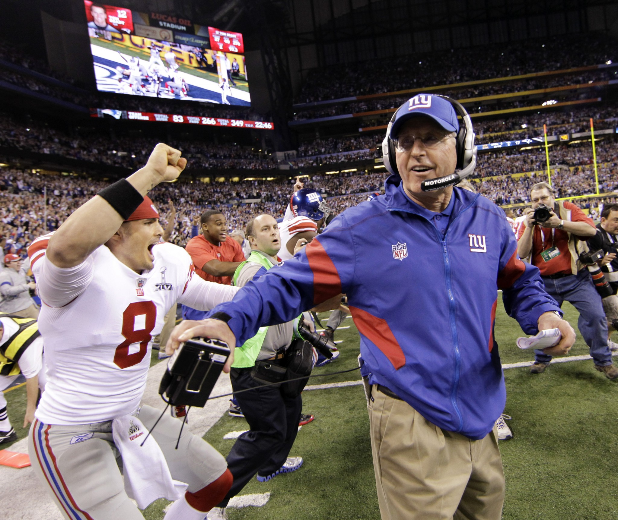 David Carr: Tom Coughlin absolutely would be perfect fit to run…