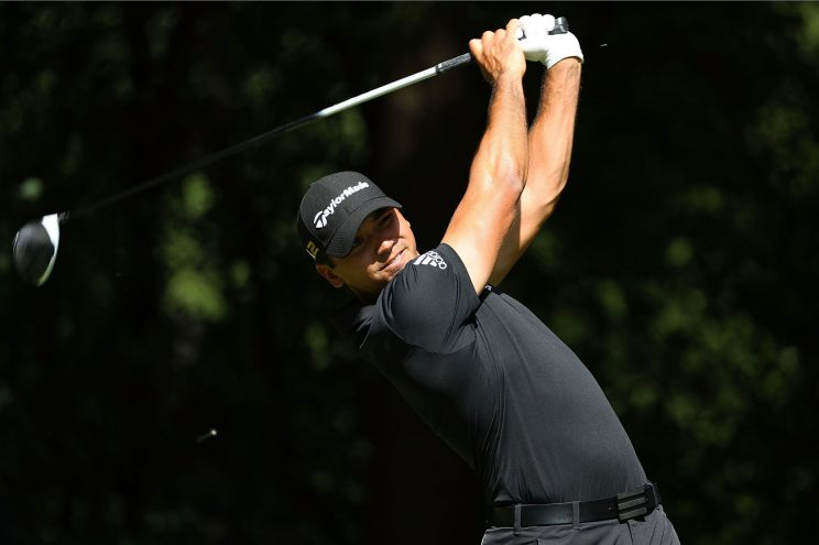 Jason Day is hoping to overcome a nagging back problem in Atlanta. (Getty Images)