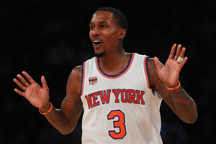 It turns out the Knicks bid against themselves for Brandon Jenn…