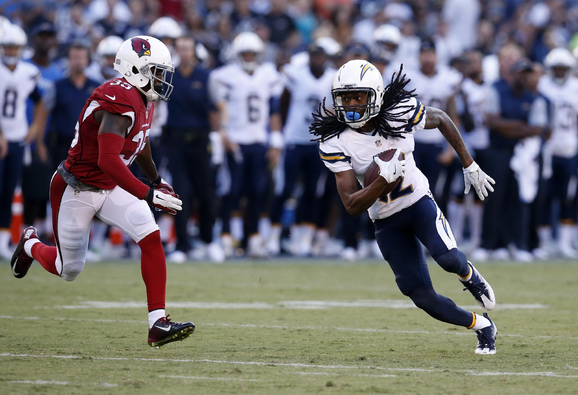 Travis Benjamin is among the players Brad Evans and Brandon Funston feel are being overlooked.
