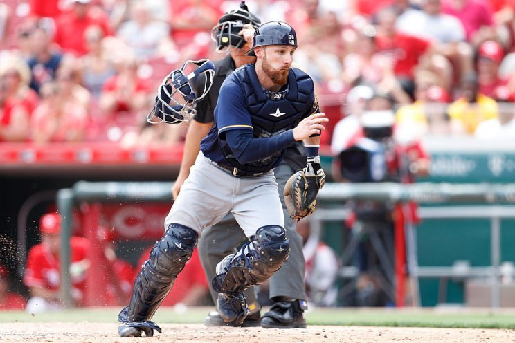 Jonathan Lucroy may be traded... or maybe not