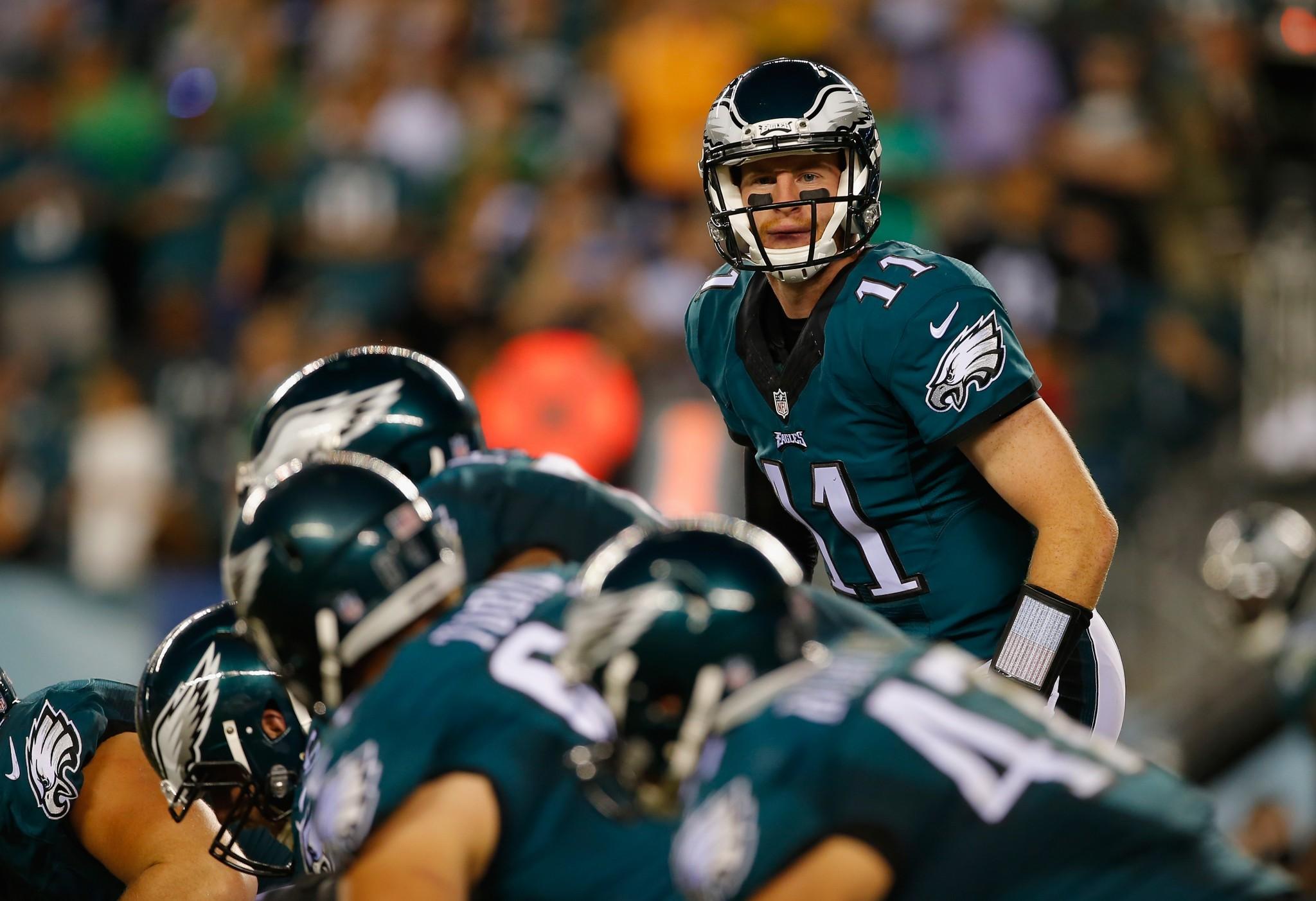 Doug Pederson: Carson Wentz prepares like Peyton Manning