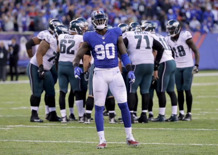 How the Giants plan to fill the Jason Pierre-Paul void