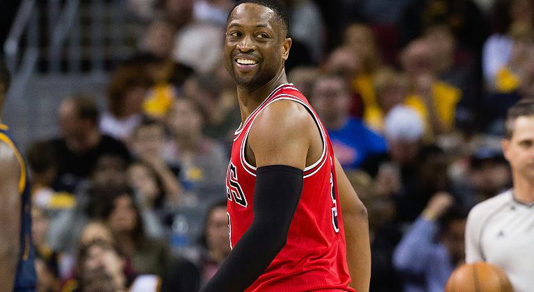 556450e1c2d Dwyane Wade of the Chicago Bulls. (AP Photo)