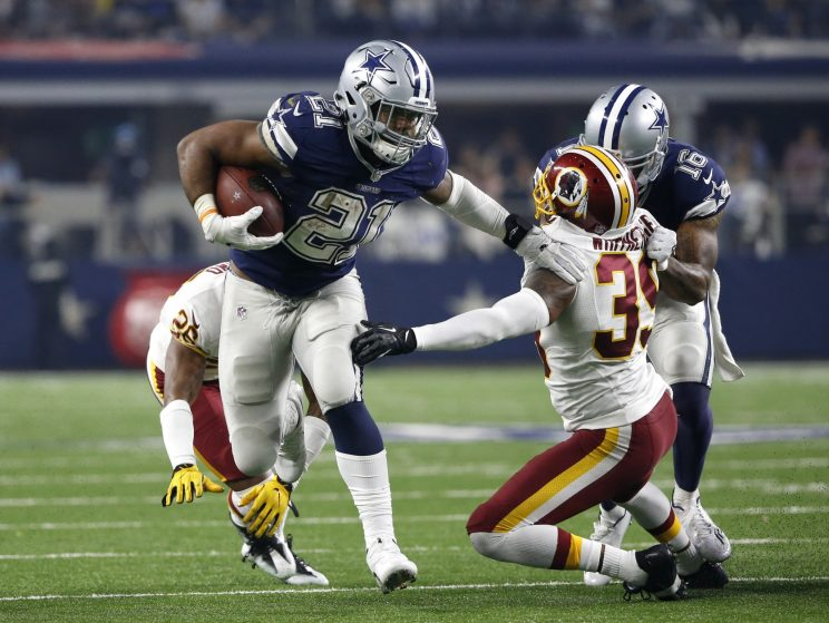 Ratings problem? Redskins-Cowboys was most-watched regular-seas…