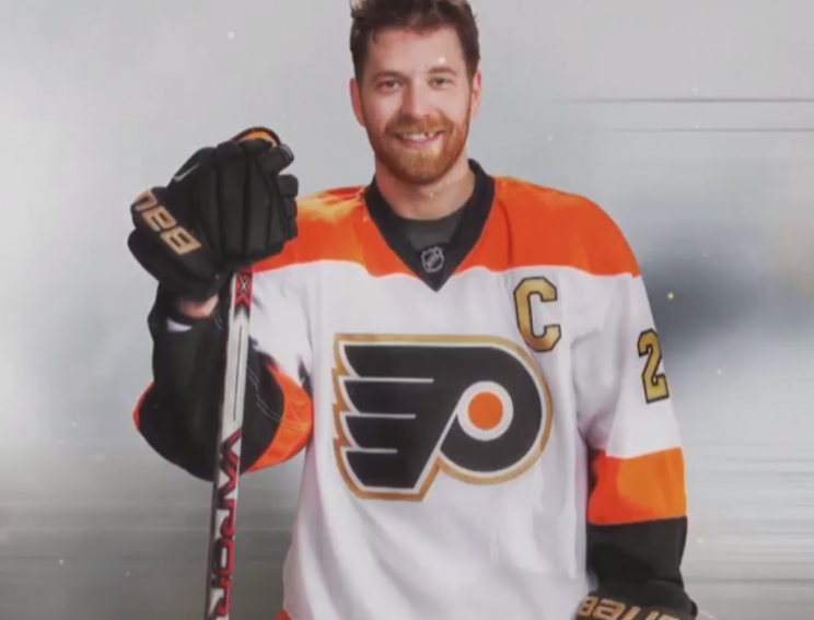 philadelphia flyers 50th anniversary jersey for sale